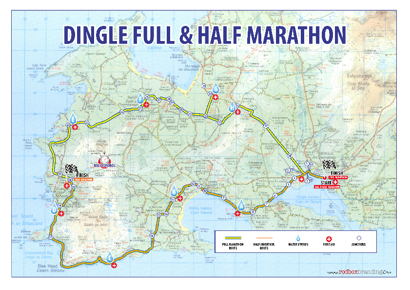 dingle-map