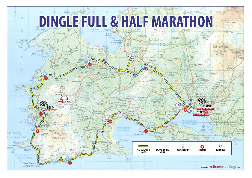 dingle-map